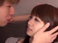 青山でナンパしたキスだけで感じちゃうスケベな女子大生!
