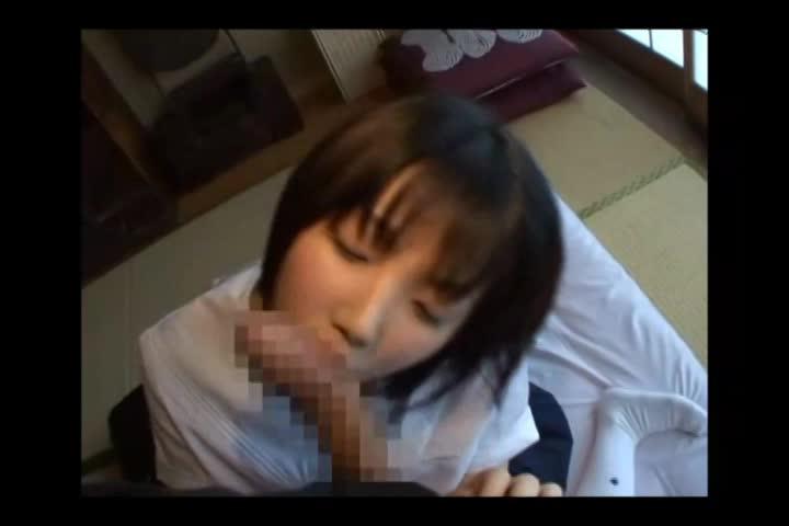 清楚な感じの童顔制服JKにじっくり悪戯してからの生ハメ中出し!!