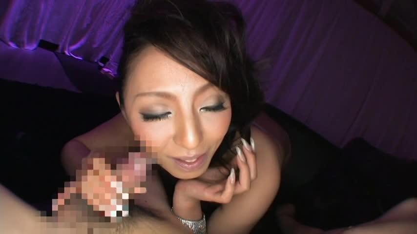 セクシー網タイツギャル村上涼子の手コキフェラがマジエロw