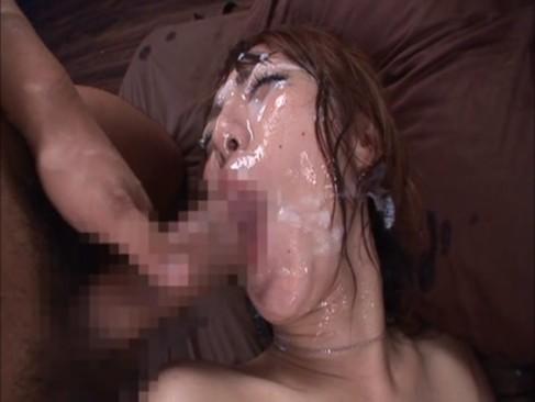 鬼イラマチオ&セックスで大量顔射されるS級美人ギャル
