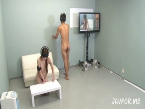 男女が裸で密室に閉じ込められ・・・これ何の実験だよwwww