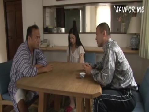 禁断の義父との近親相姦にハメってしまった人妻江波りゅう!