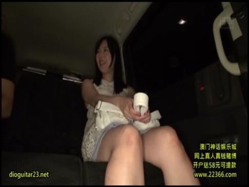 某地方大学に通う現役JDが車内で中出しSEX妊娠不可避wwww