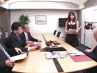 吉沢明歩 OLが就業なんかそっちのけでハメハメされるwww【ランジェリー OL スレンダー お姉さん レイプ】【無料エロ動画】