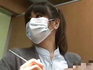 治療を中断して患者とパコる歯科衛生士の一部始終
