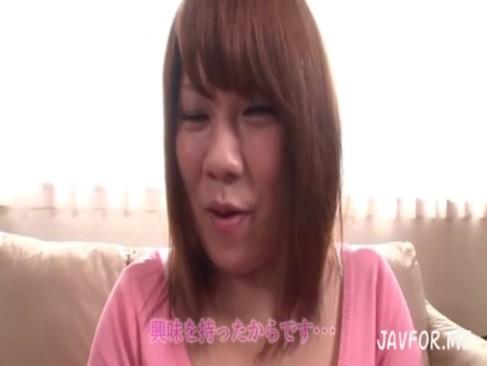 AV初挑戦のKカップ素人娘に男優の凄さを叩き込む