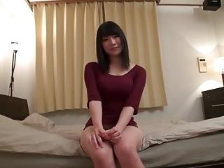 黒髪爆乳素人ちゃんとのハメ撮り!