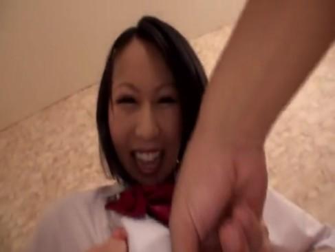 豊満巨乳美少女の星咲優菜パイパンマンコをたっぷり犯して濃厚精子大量ぶっかけ
