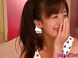 【美少女 清楚 黒髪 ロリ パイパン】黒髪清楚な色白パイパンロリ美女の美マンコを責めまくる!
