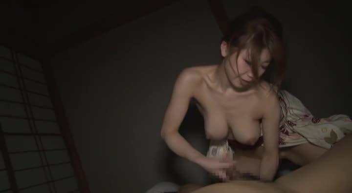 近所の若人妻と温泉旅行に来たのでとりあえず夜這って朝まで生SEX!