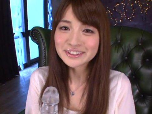 【お姉さん】清楚系美女の笑顔に大量顔射してザーメンコーティングw