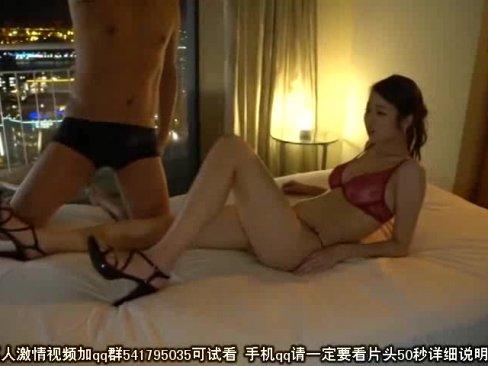 スレンダー美女の新井梓がセクシーな下着をきたままローションまみれ濃厚SEX!