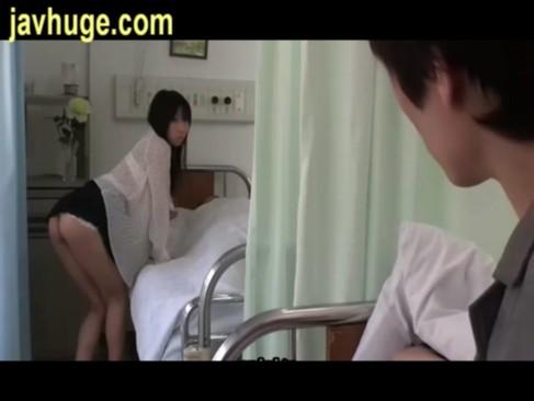フェラ動画:入院していた...