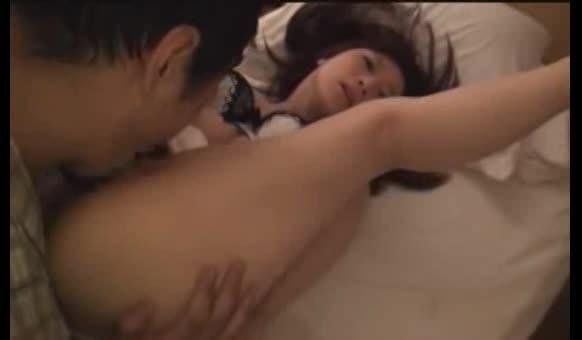 見舞いに来てた巨乳人妻を寝取りぶっかけレイプ!