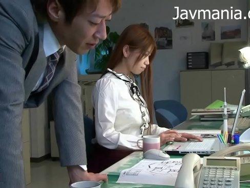 沢井亮 先輩巨乳OLを職場でレイプ