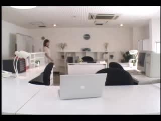 【javynow】社長室で愛人として飼いならされる美巨乳OLのオフィスハメ