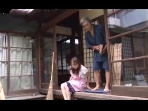【javynow】大好きなおじいちゃんの為に絶倫ちんこをしゃぶる美女孫