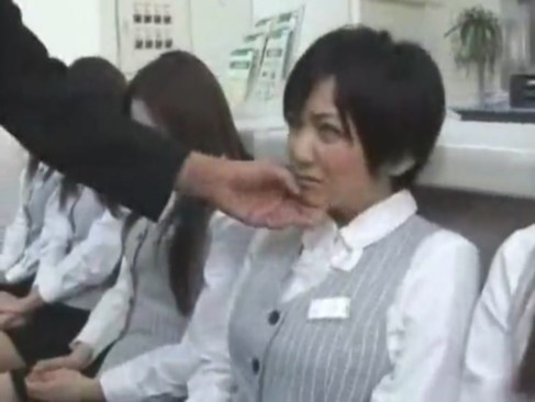 adult japanese bank robbery video