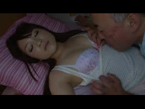 ロリ体型人妻に大量顔射!→義娘を夜這いで寝取ったクソ親父