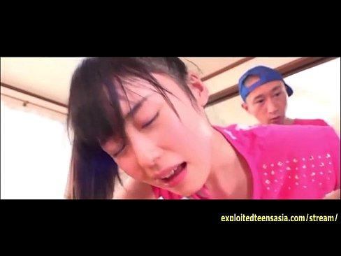 ガチロリJCの美少女マンコを極太チンポでガチハメレイプ!