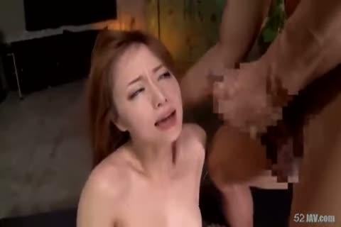 超過激プレイの数々に悶絶ぶっかけされる美人お姉さん吉沢明歩