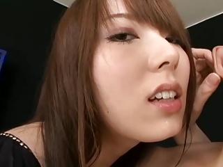 手コキ動画:波多野結衣