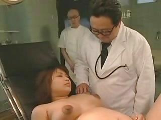 妊婦さんを麻酔で眠らせてレイプする鬼畜な産婦人科医