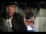 タクシー運転手を誘惑して逆レイプする巨乳痴女ティア