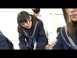 女子校生たちが生ハメされながら授業を受けるドスケベ学園
