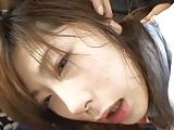 激カワ女子校生が大事な体をバス痴漢で弄ばれて顔射で汚されてしまう