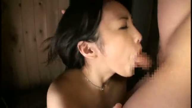 管野しずか今日もまた一人、箱根の温泉へ不倫旅行をする人妻が開放的に男根を咥える