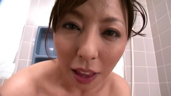 風呂場で若ちんぽに痴女ってケツにぶっかけさせた熟女