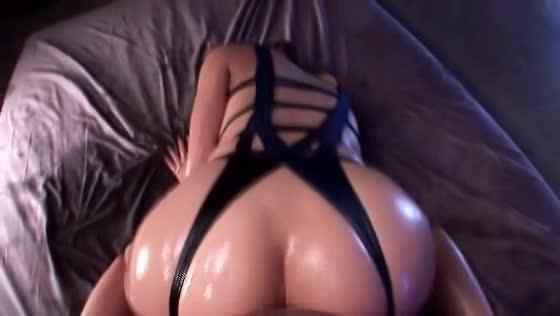 【美女 3P】スレンダー汗だくな美女の3Pローションプレイエロ動画。【エロまとめ動画モンモン】