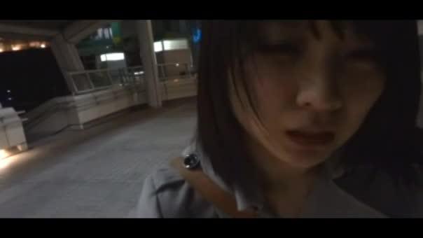 上京したての黒髪美少女とホテルハメでまさかの中出し許可