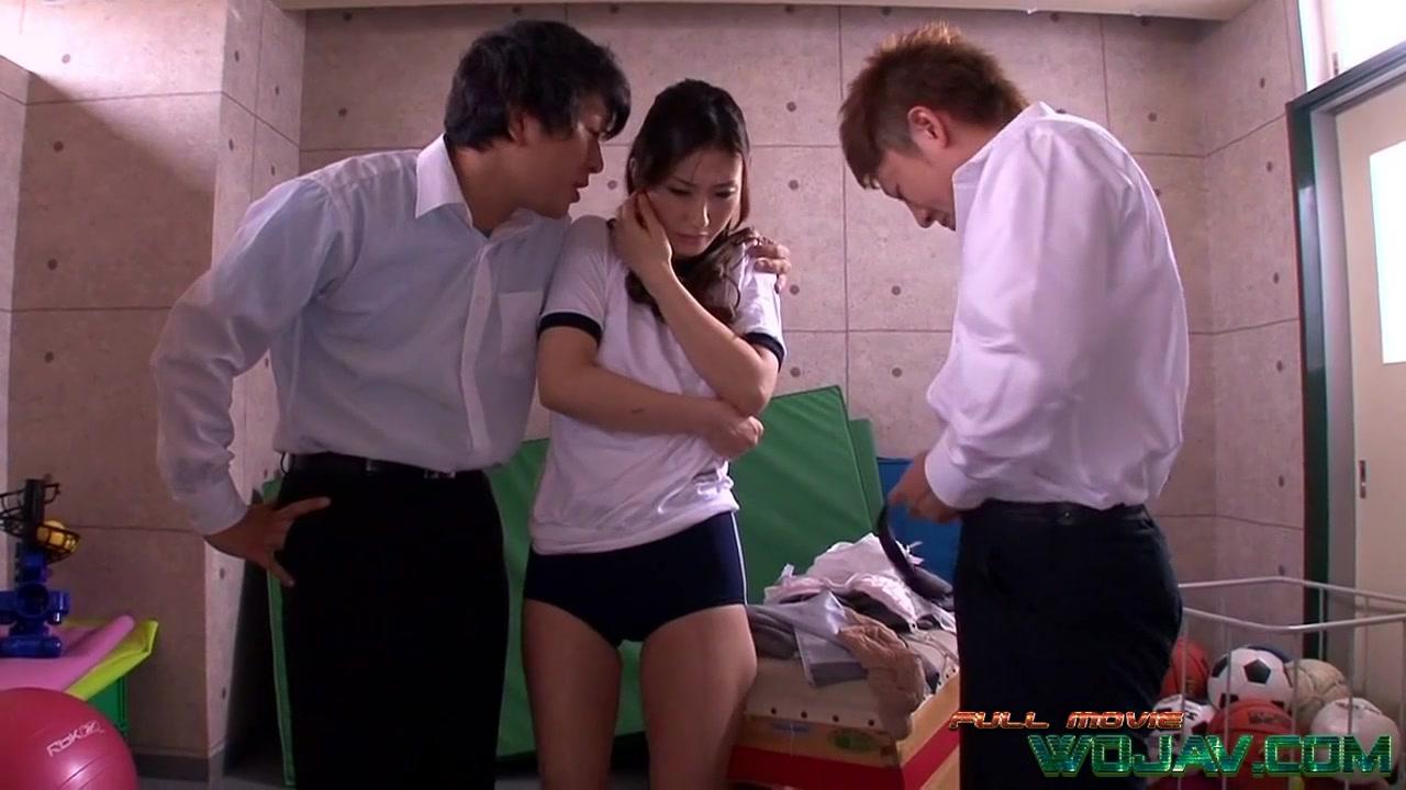 DQN生徒に指図されアナル舐めやフェラを強要される教師