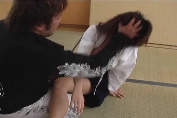 素人女子校生の剣道部娘をガチレイプしたった