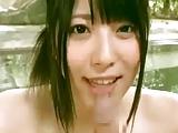 上原亜衣とエロエロ温泉旅行でハメまくり!