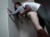 ファミレスで見つけた美少女をナンパしたらさっそくトイレで犯らせてくれた