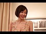 ドスケベお姉さんの篠田ゆうが優しくごっくんフェラでご奉仕!
