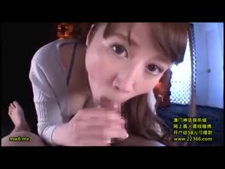パイズリにフェラに手コキと多彩な技で男を責める巨乳痴女!
