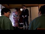 【3Pエロ動画】爆乳の仲居さんのサービス接客がさせられて侵される