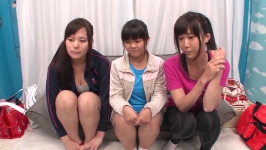 全国巡り中のMM号に捕まった女友達3人→介護師さんが中出しの餌食に