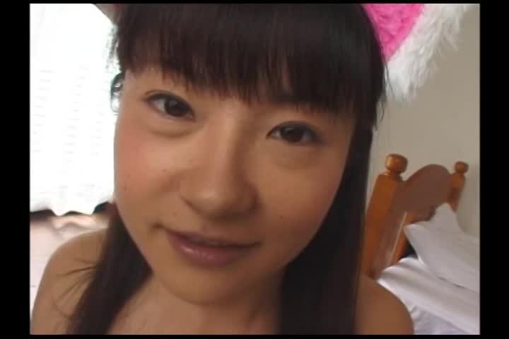 清楚系なアイドル美少女たちがカメラ目線で淫語フェラキタ━(゚∀゚)━!!