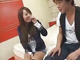 Jカップ巨乳のHitomiが素人男を逆ナンパしてザーメン搾取w