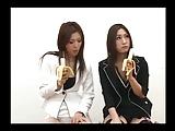 【ハーレムエロ動画】S気の強いお姉さま二人のお尻に顔面挟まれると言う羨ましいプレーw