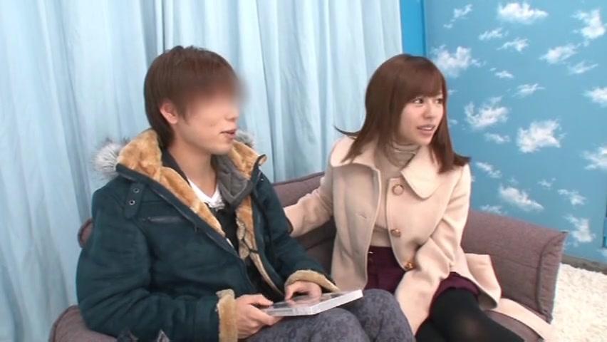 「我慢しないでぃぃよ…」瑠川リナがMM号で童貞狩り!