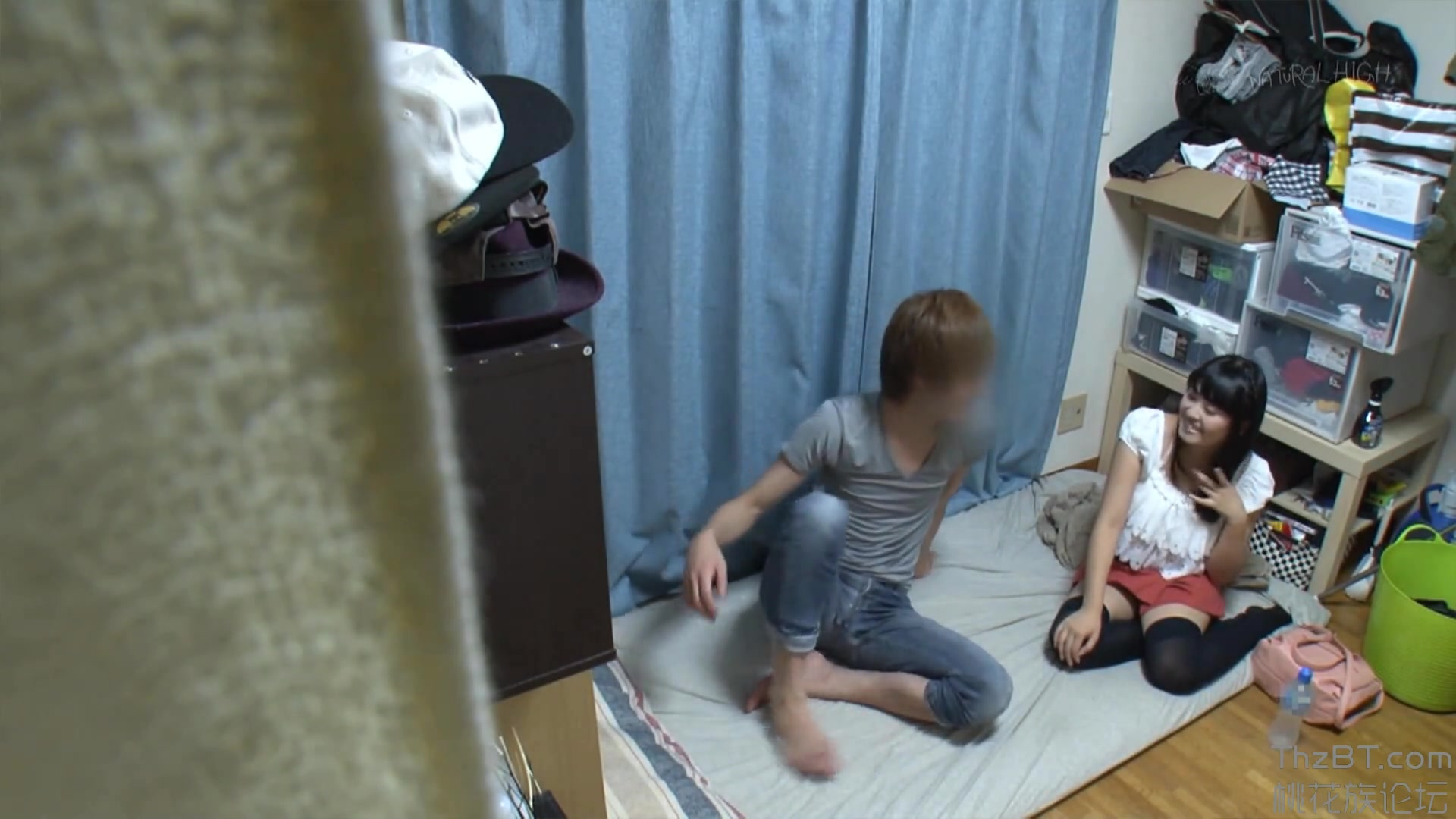 盗撮カメラで連れ込み素人を盗撮
