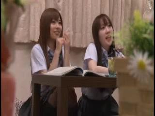 【JKエロ動画】娘の友達に誘惑されちゃって我慢できなくなり巨乳JKをハメちゃったw