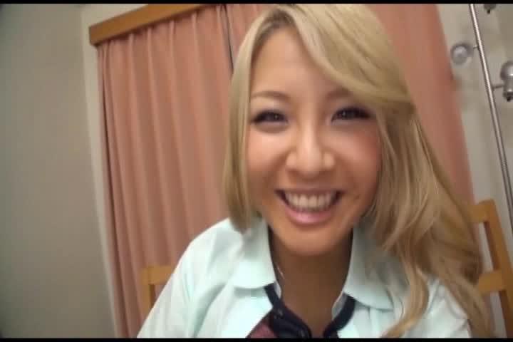 Amiちゃん似のギャルJKとオナクラで相互オナニー→手コキフェラしてくれた