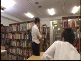 真面目そうな美少女JKに遠隔ローター仕込んで図書室で強制発情→案の定生H開始w